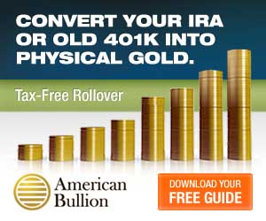 Gold IRA and Gold 401k Rollover Services from American Bullion Inc.