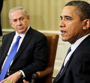 Netanyahu and Obama