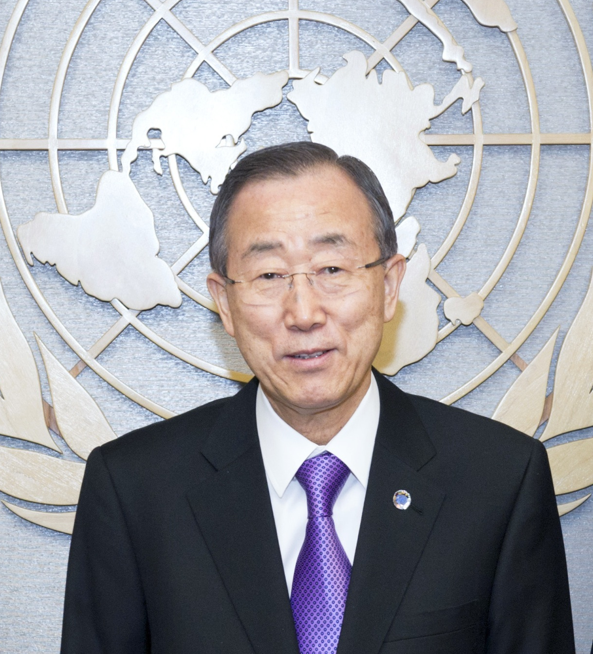 Secretary-General Ban Ki-moon meets with the Middle East Quartet.
