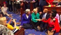 oturma_eylemi_temsilciler_meclisi_demokratlar